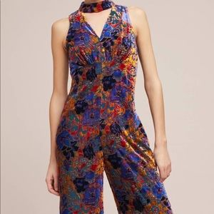 Anthropologie Maeve Jumpsuit size 12